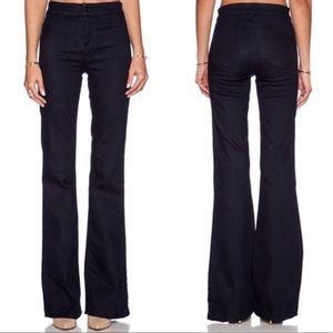 J Brand Tailored Flare Jeans Dark wash sz 31
